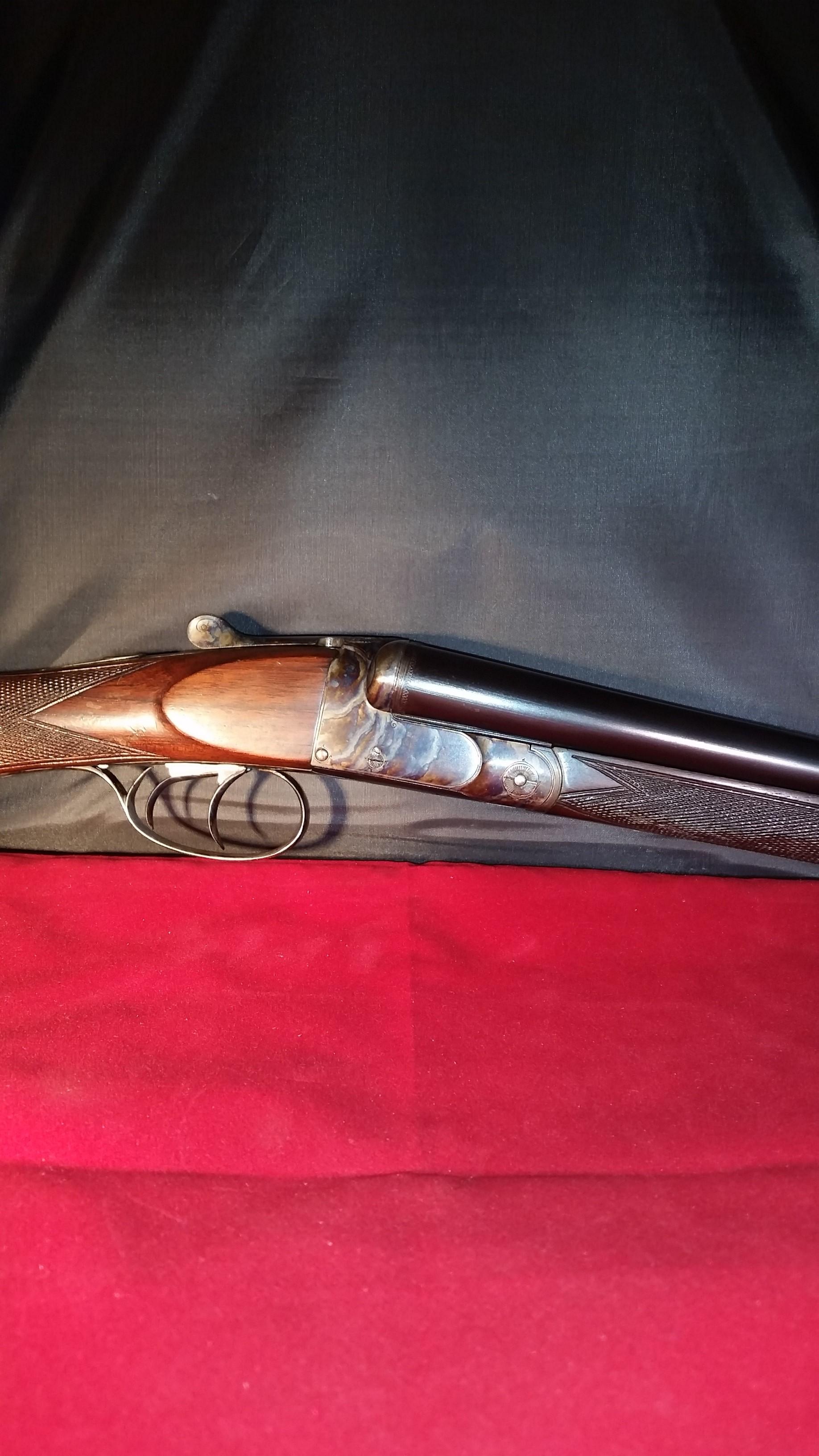 Fusil Kerne Cal.20/70 profil