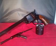 Revolver Roger & Spencer Cal.44Pn