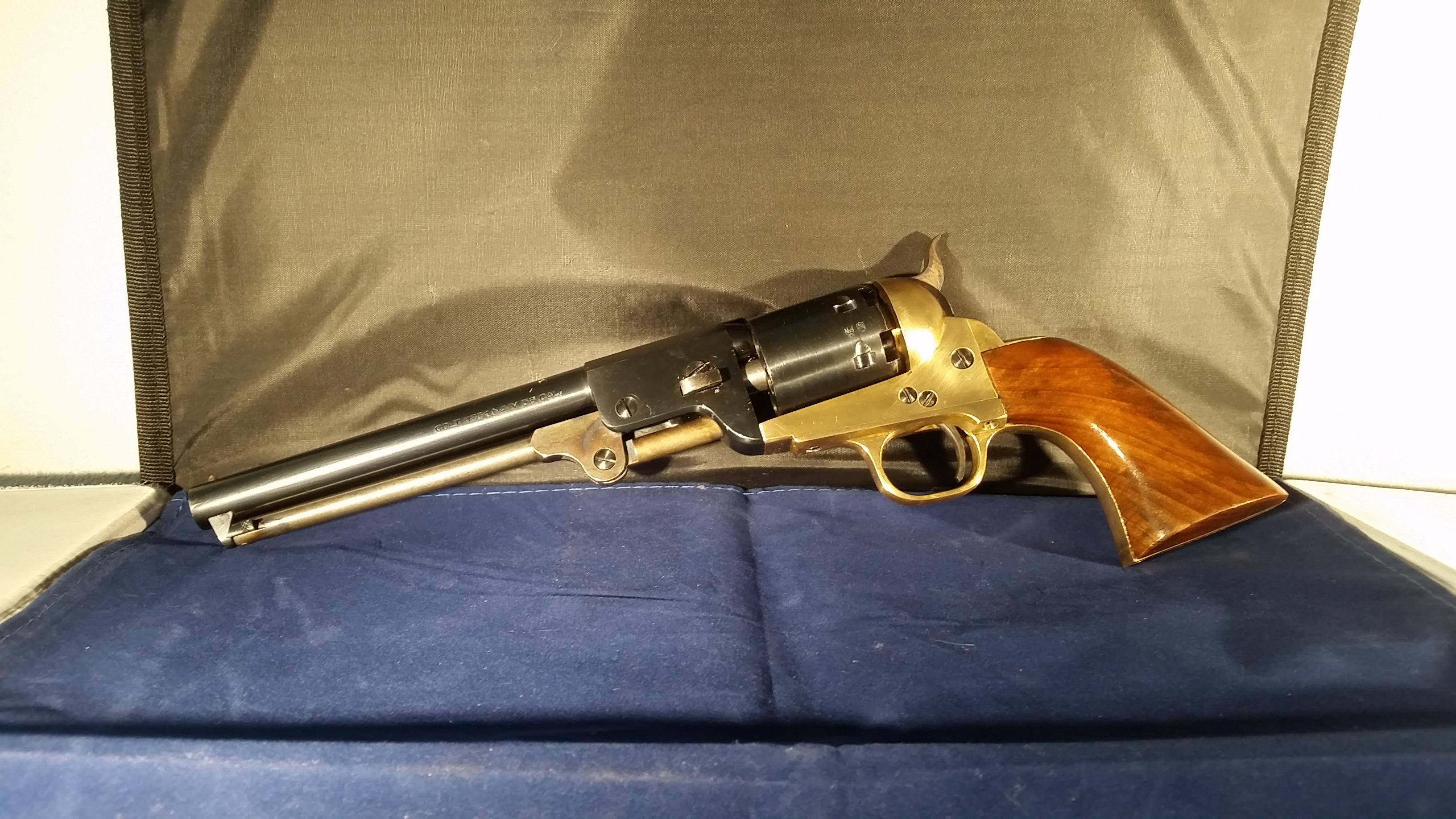 Revolver Pietta, Colt 1851 Navy