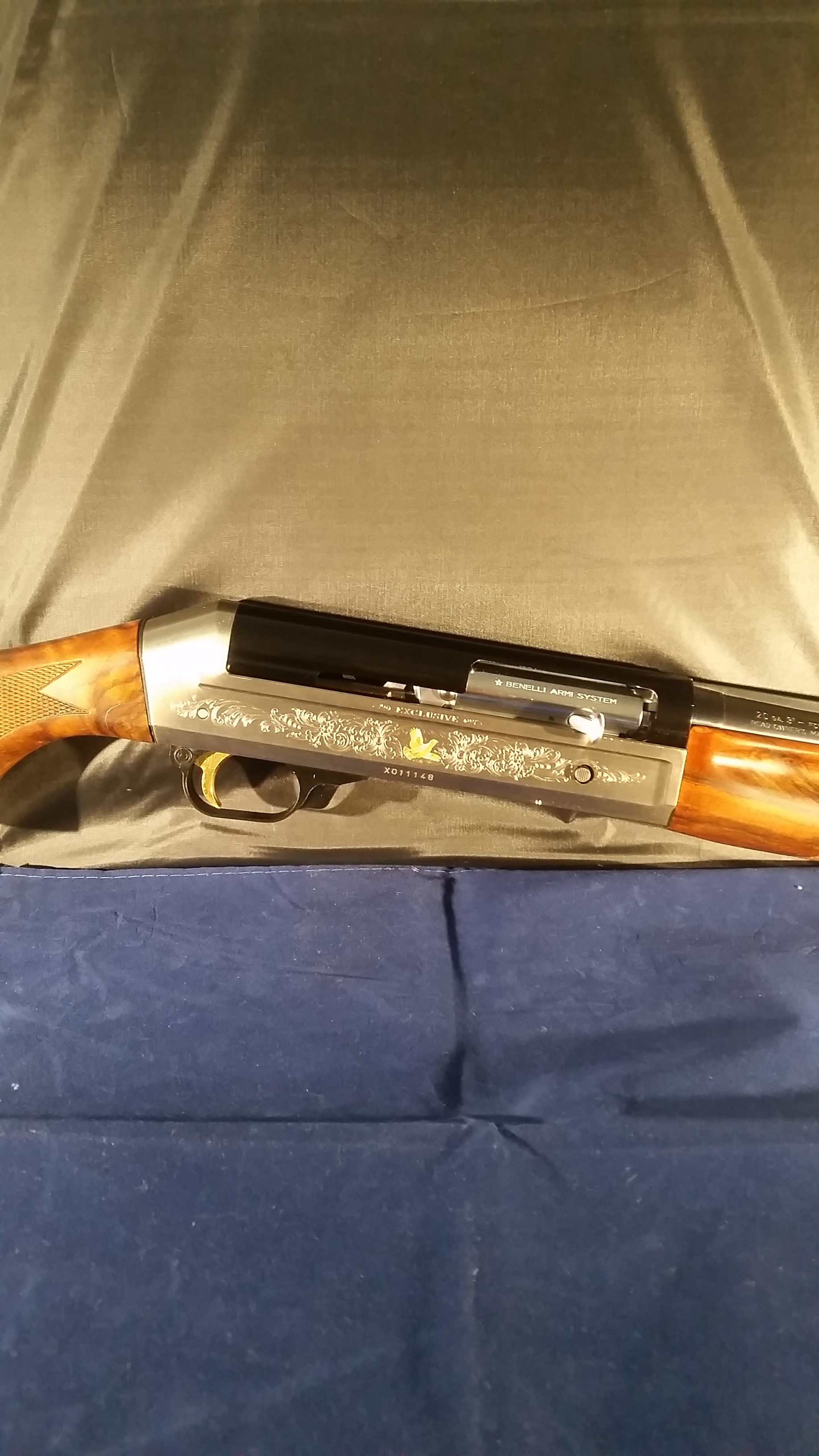 Benelli exclusive cal.20
