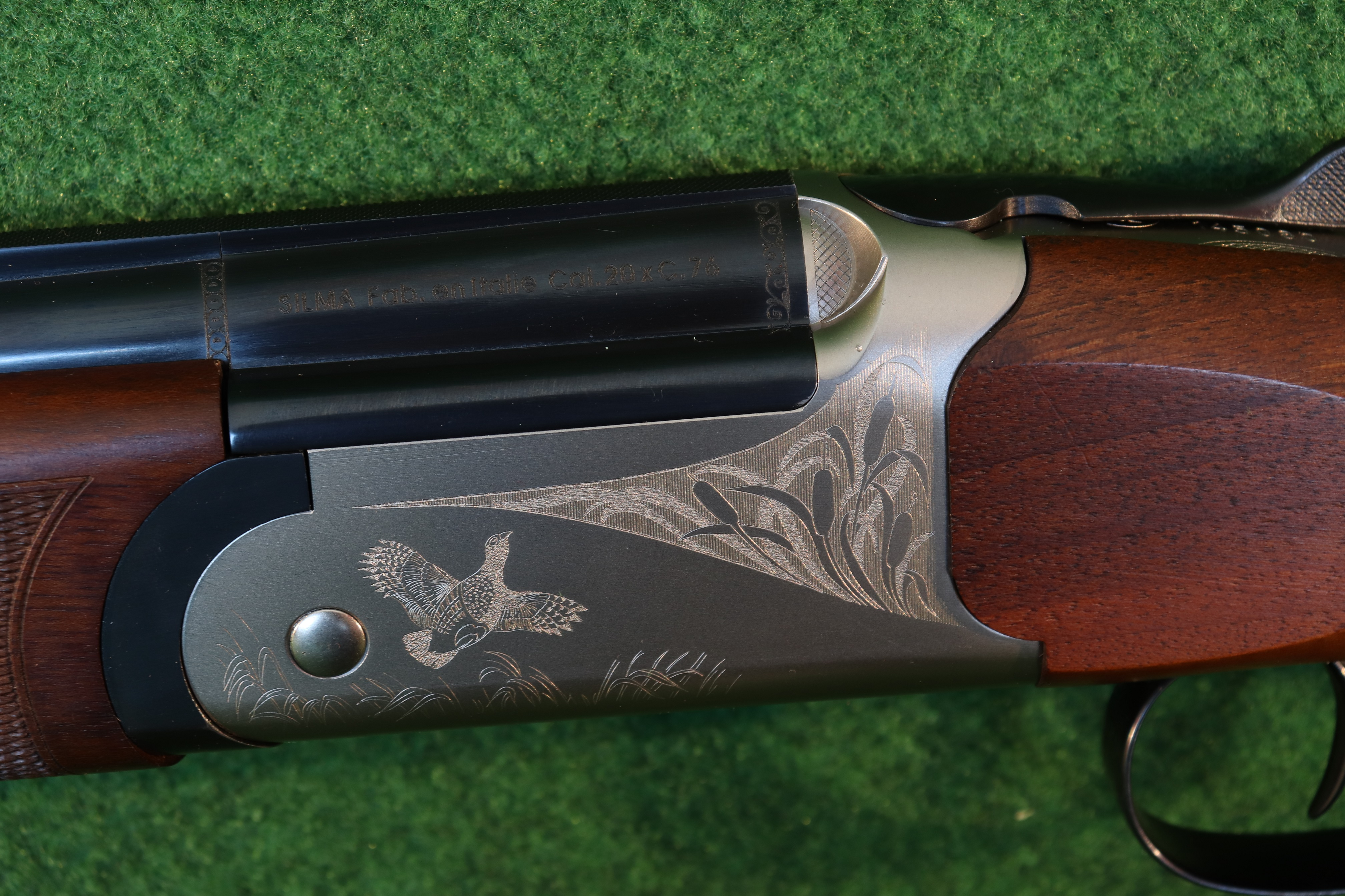 Fusil Silma Sirocco calibre 20/76
