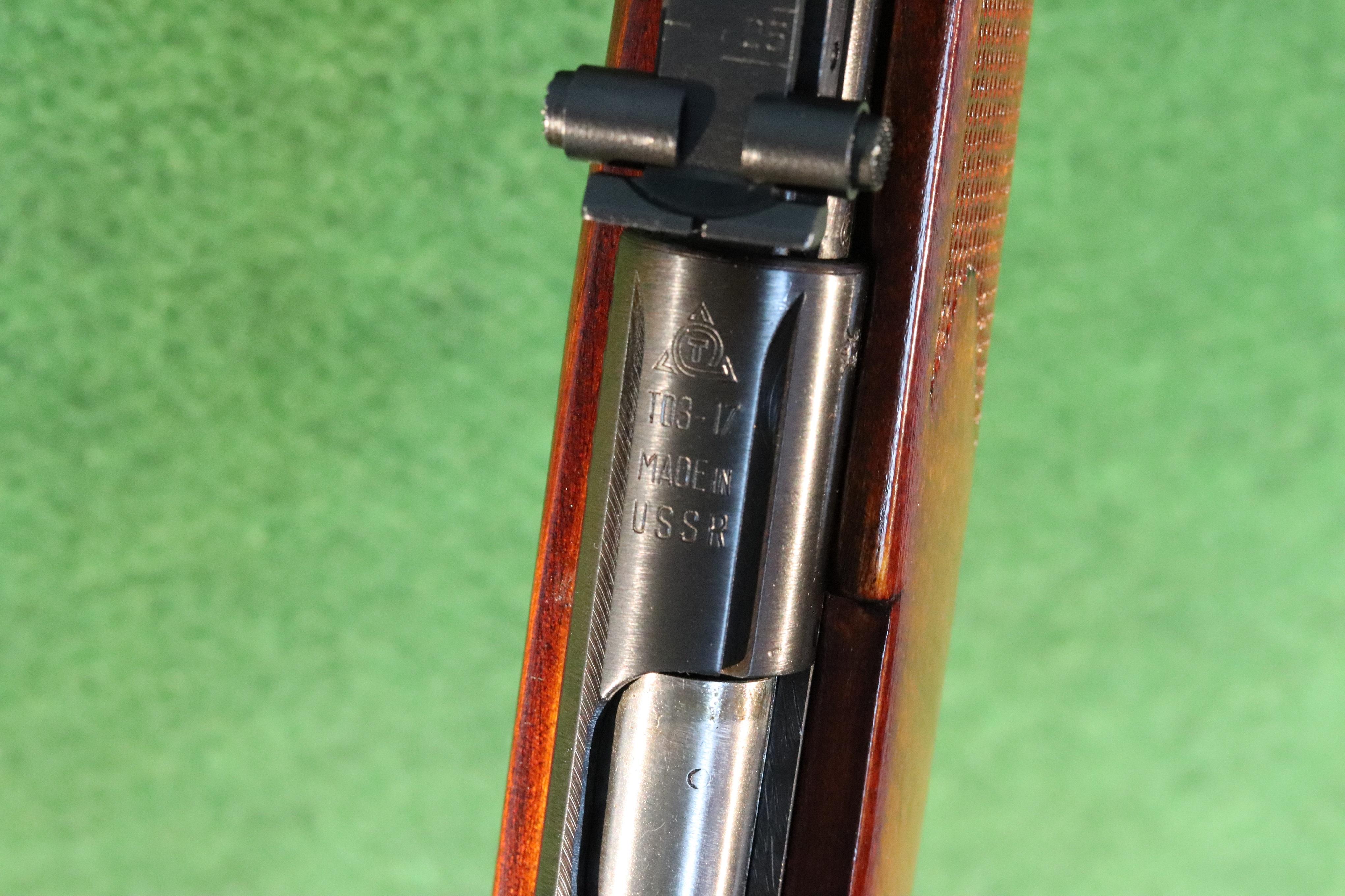 TOZ 17 T03 calibre 22LR