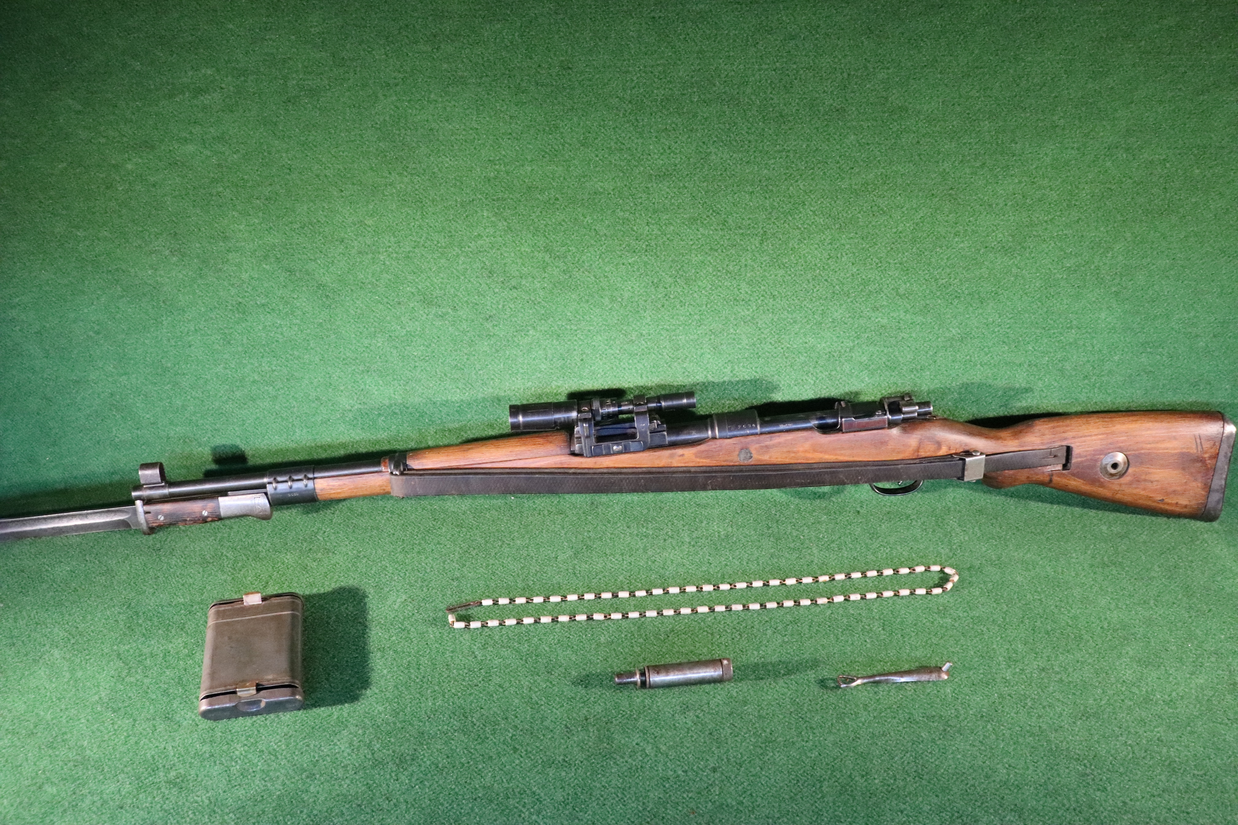 Mauser K98 Fabrication Brno 1943 Cal.8x57IS