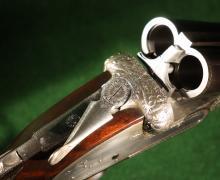 Fusil platine Duchateau