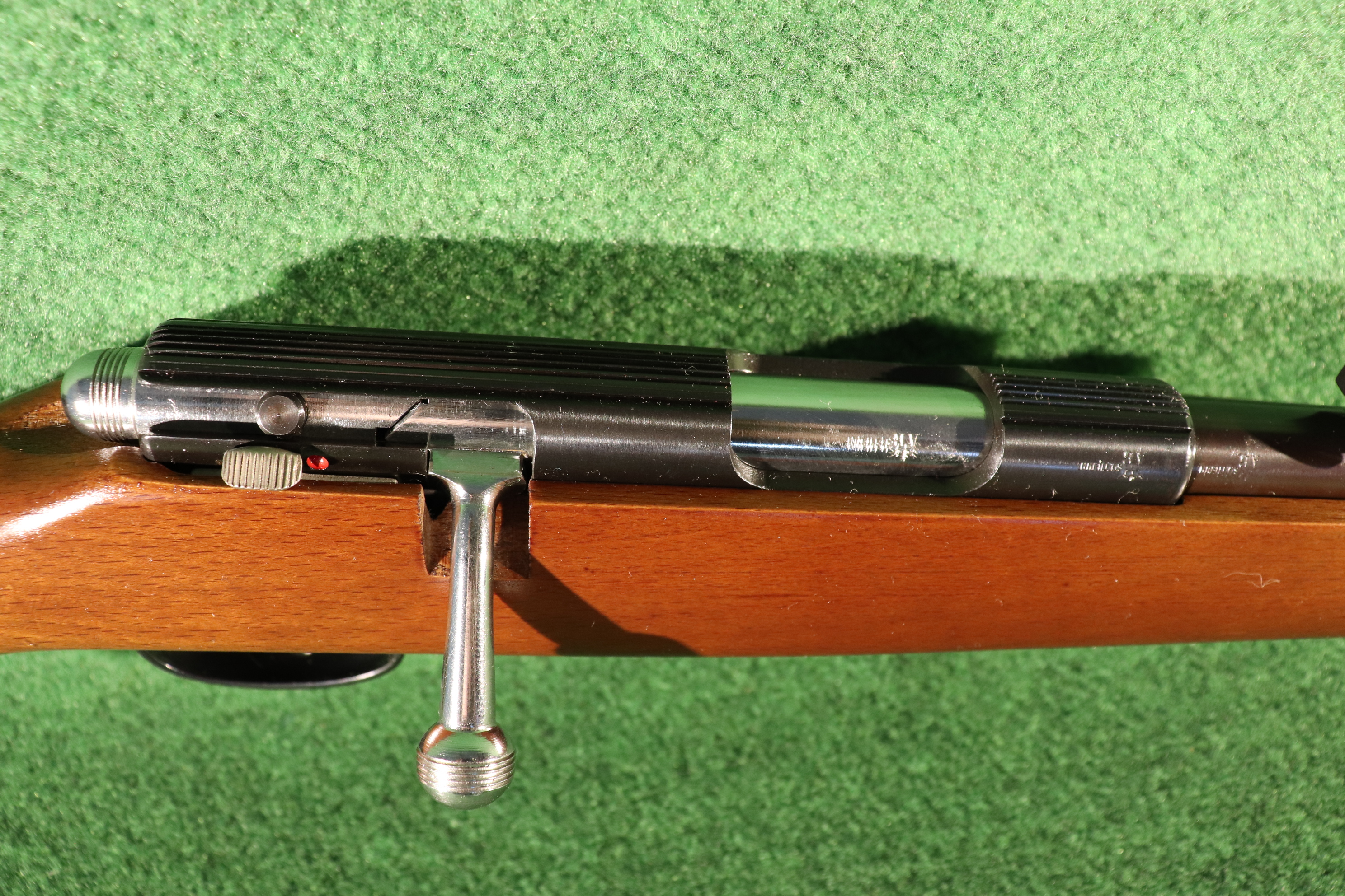 Carabine Gaucher Cal.22LR Fileté