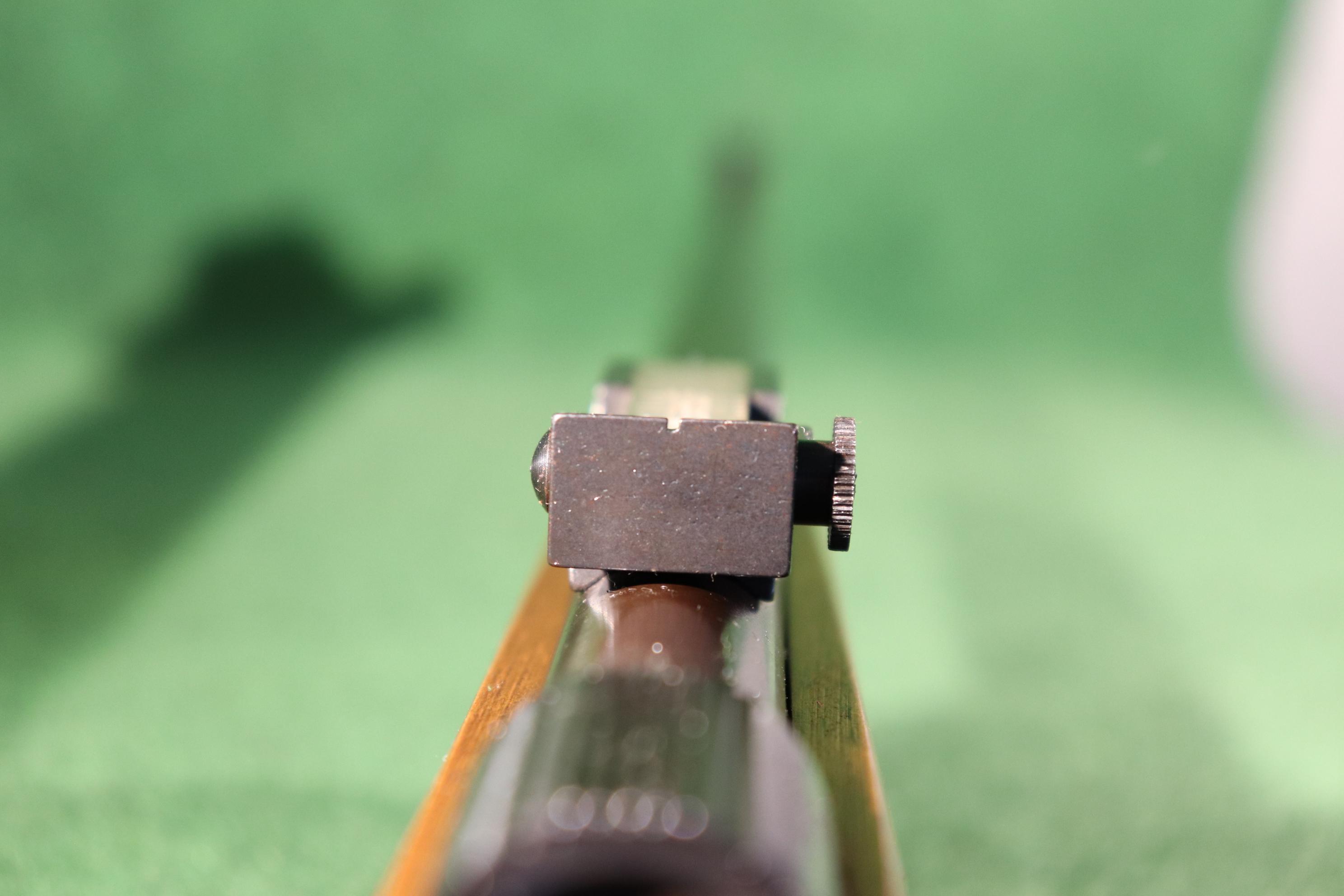 Carabine Gaucher Cal.22LR Fileté