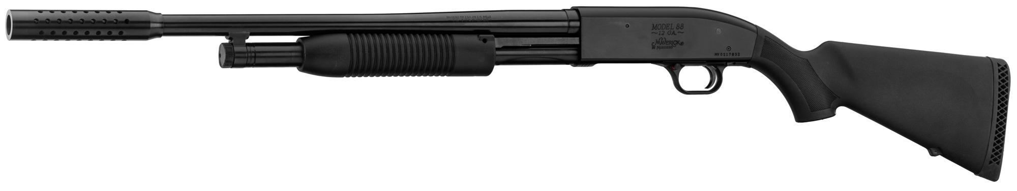 Fusil à pompe Maverick à canon rayé canon 61 cm cal.1276