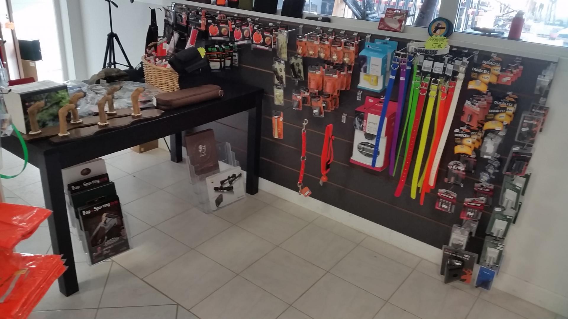 Accessoires canins et promotions