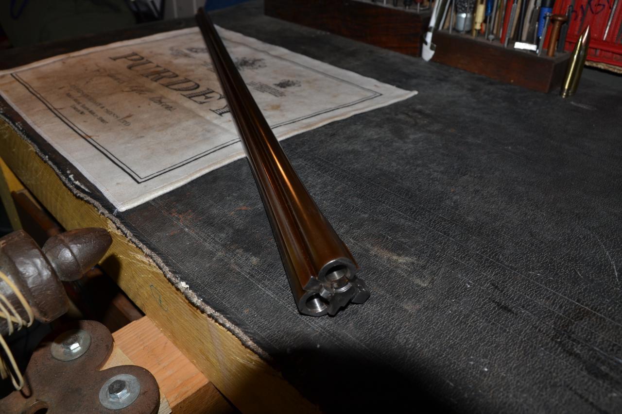 Le bronzage est un traitements esthétique mais il préserve les parties métalliques contre la corrosion