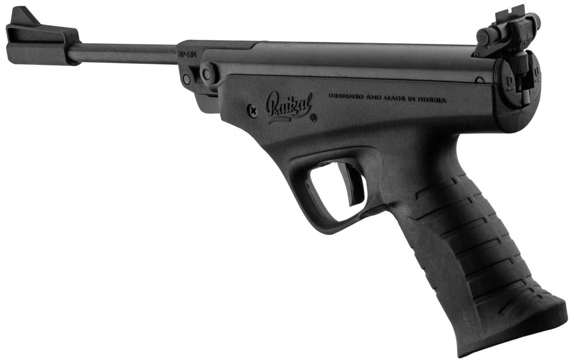 Pistolet Baikal